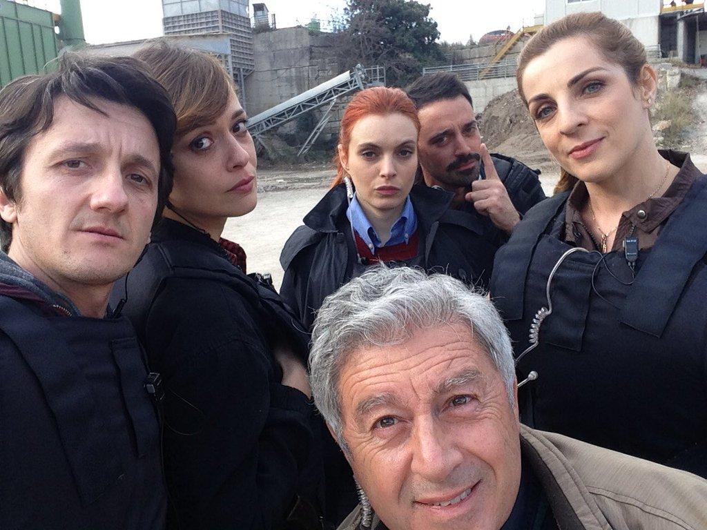 Squadra mobile 2 cast