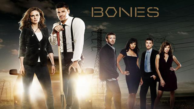 Bones quando in tv