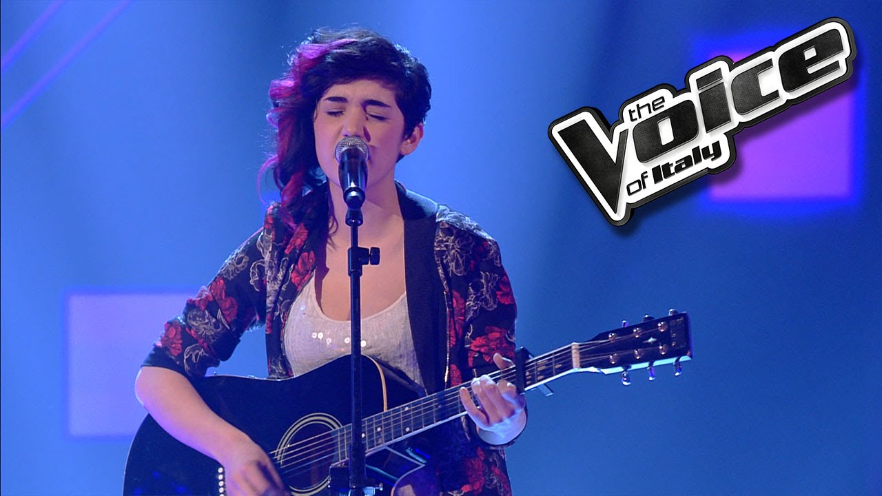 The Voice of Italy Alice Paba