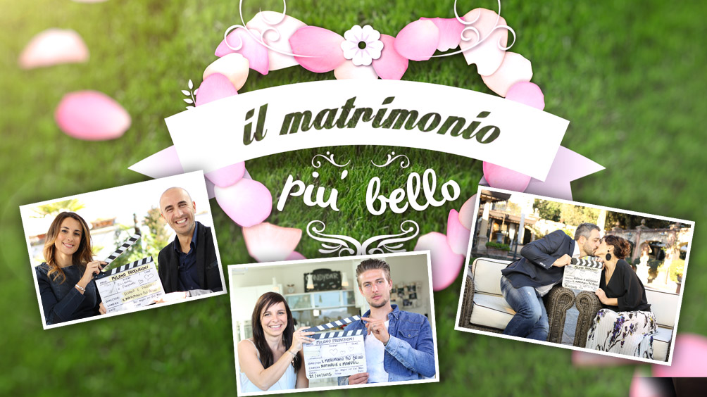 Matrimonio più bello in tv