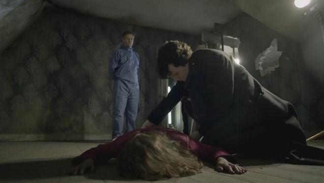 Sherlock - Uno studio in rosa