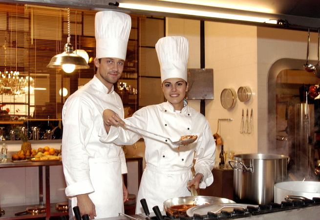 amore e cucina, Guaccero