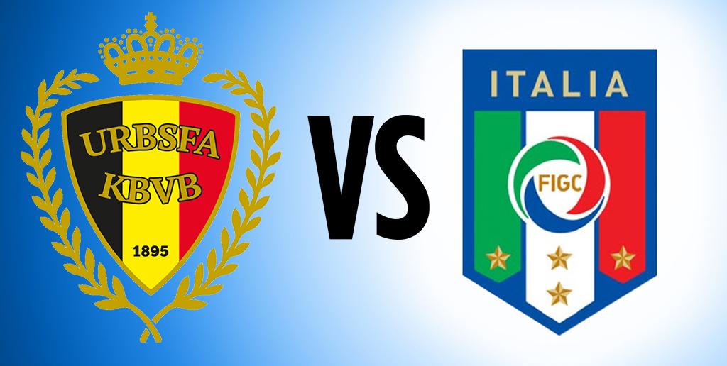 figc belgio vs italia