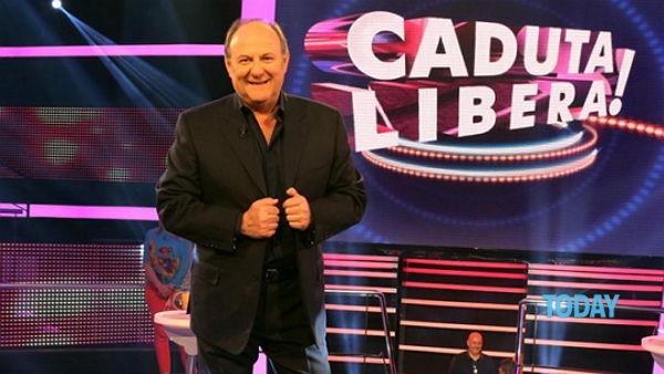 """Lunedì 12 settembre in prima serata su Canale 5 torna """"Caduta Libera"""",il game show di Gerry Scotti"""