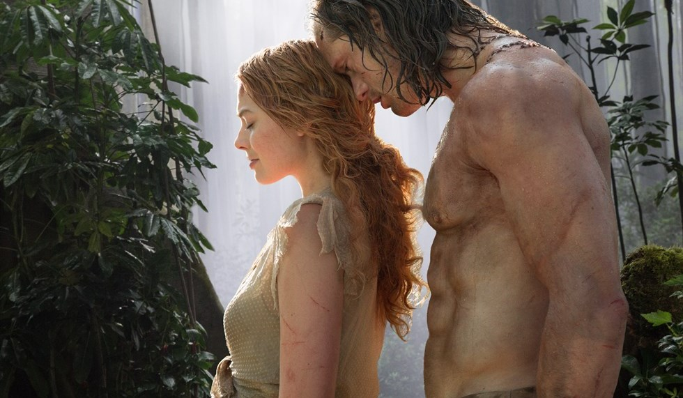 La leggenda di Tarzan film