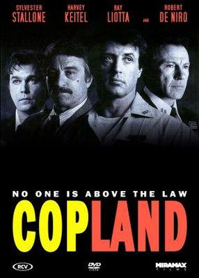 Cop Land - Locandina