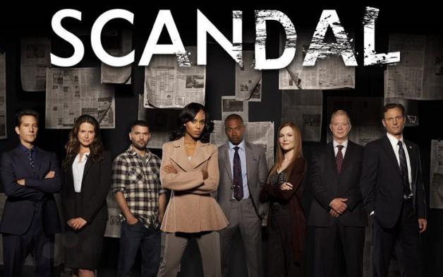 Scandal SERIE TV