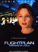 FlightPlan - Mistero in volo - Locandina