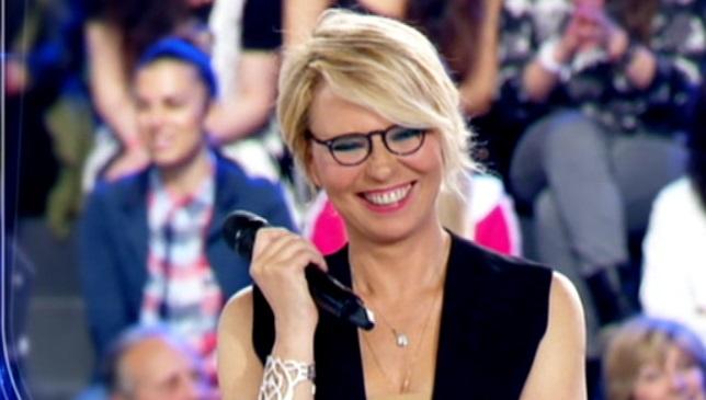 """Tu si que vales, Maria De Filippi: """"Per fare tv ci vuole la raccomandazione.."""" (e se lo dice lei!!)"""