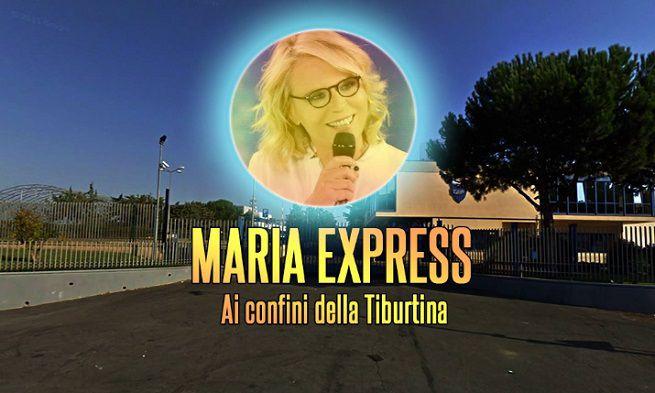 """""""Maria Express"""": la parodia di Pechino Express (con la De Filippi) direttamente sui social!"""
