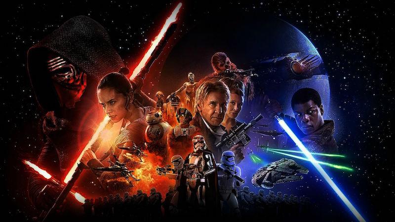 Star Wars - Il risveglio della forza film