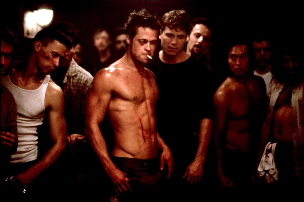 Brad Pitt Fightclub