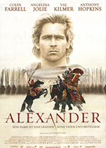 Alexander - Locandina