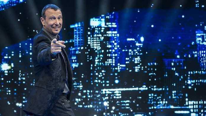 Stasera torna il programma di Amadeus su RAI 2
