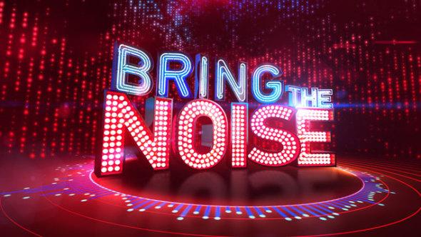 """Il programma musicale """"Bring the noise"""" sbarca in Italia sulle reti Mediaset!"""