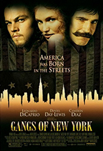 Gangs of New York - Locandina