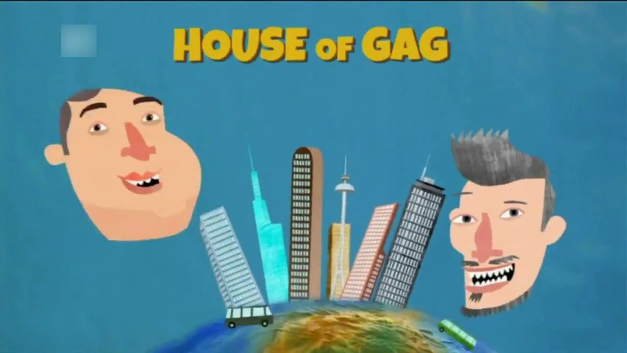 House of Gag, su Tv8!