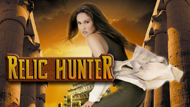 Relic Hunter, su Paramount Channel!