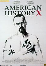 American History X - Locandina