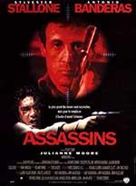 Assassins - Locandina