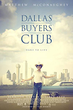 Dallas Buyers Club - Locandina originale