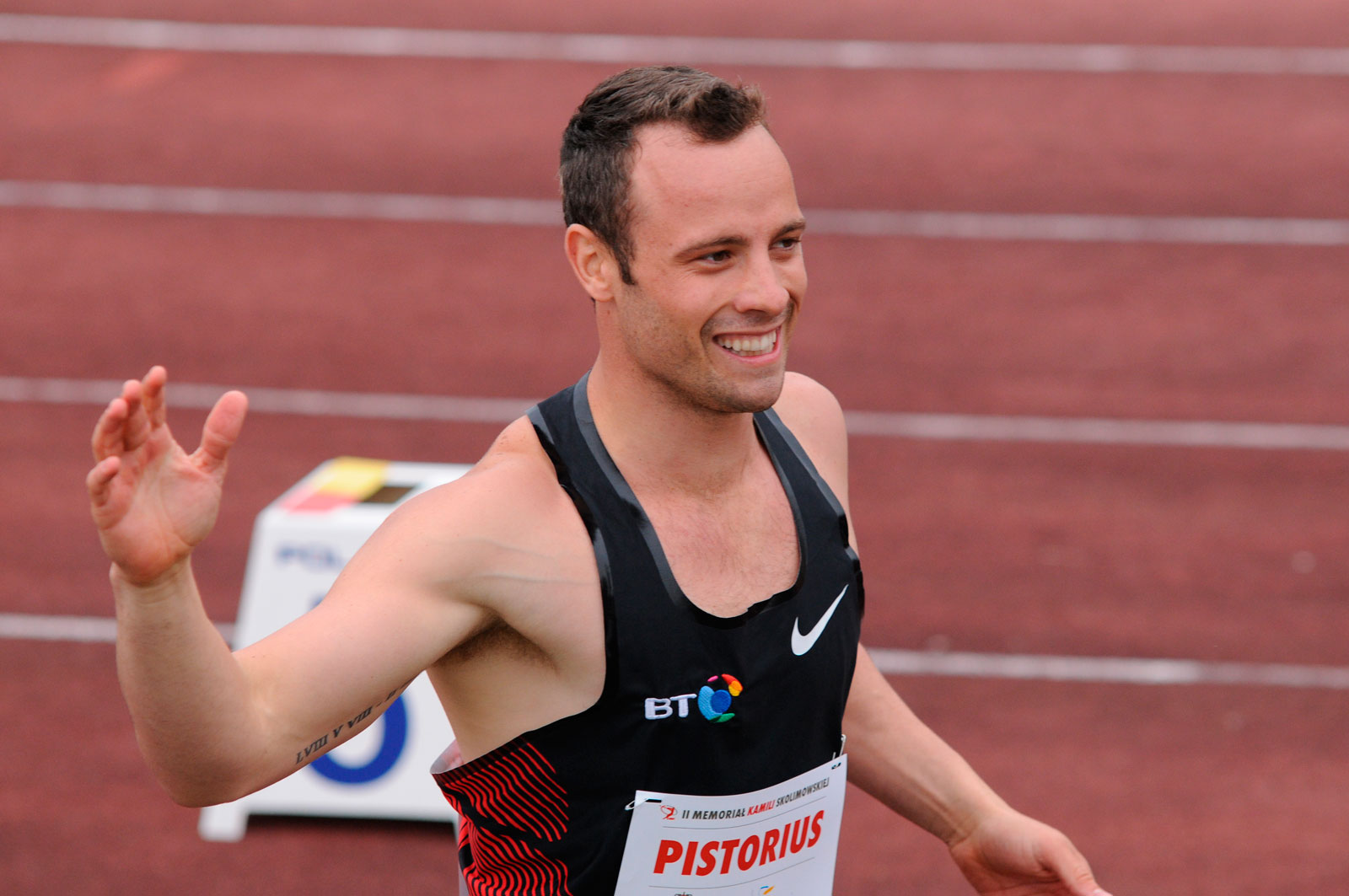 Il caso PISTORIUS in tv – L'intervista su Nove