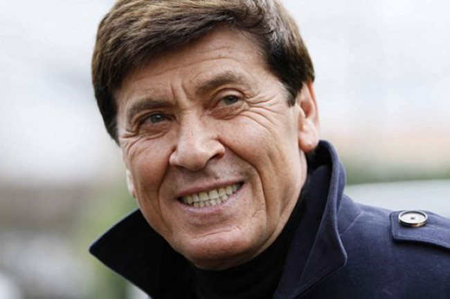 Gianni Morandi Facebook