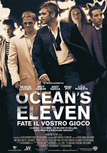 Ocean's Eleven - Locandina