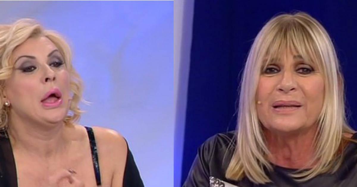 Tina Cipollari rissa con Gemma Galgani