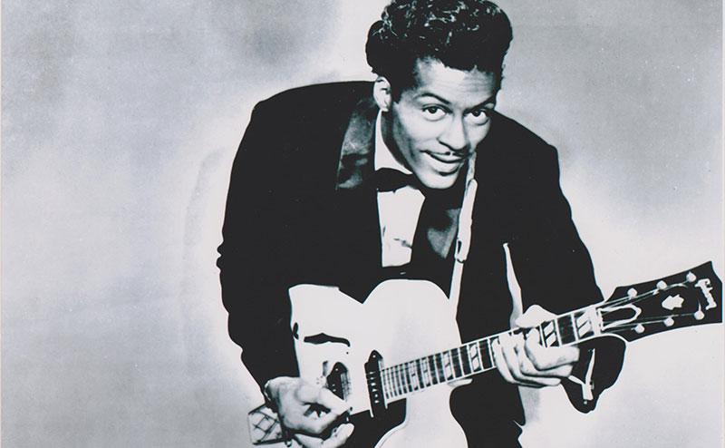 """Buon 90esimo compleanno, Chuck Berry, il """"Re del rock and roll""""!"""