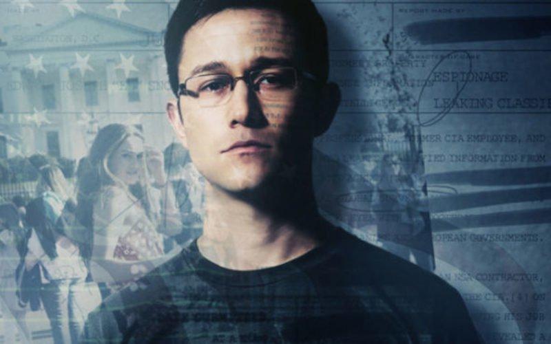 """""""Snowden"""": il nuovo film di Oliver Stone presentato alla Festa del Cinema di Roma. Da una storia Vera."""