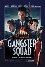 Gangster Squad - Locandina