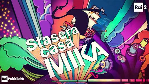 """""""Stasera CasaMika"""" il nuovo show Rai del cantante Mika"""