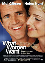 What women want - Locandina originale