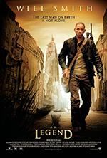 Io sono leggenda - Locandina