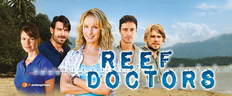 Reef Doctors – Dottori a Hope Island, su Rai 2!