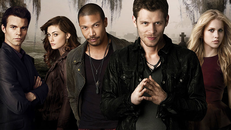 The Originals serie tv