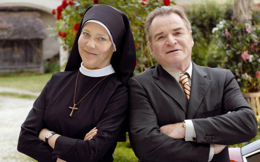 ciclone in convento