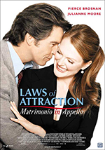 Laws of attraction - Locandina