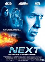Next - Locandina