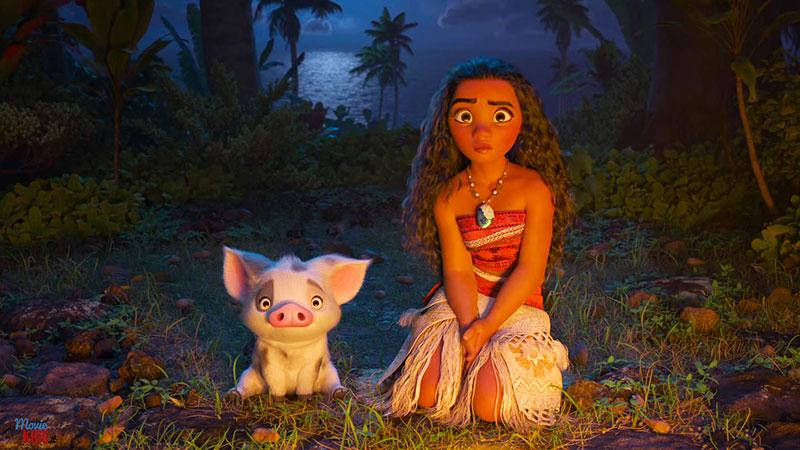 """L'ultimo film Disney """"Moana"""" in Italia cambia nome e diventa """"Oceania"""". Scopriamo il perchè!"""