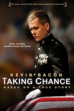 Taking Chance - Locandina