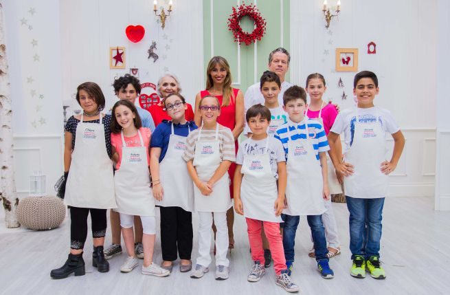Junior Bake Off Italia 2016