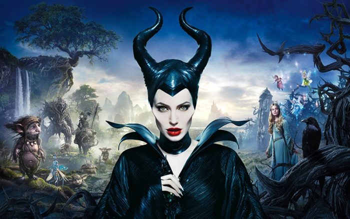 Il film disney Maleficent con Angelina Jolie
