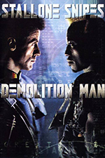 Demolition man - Locandina