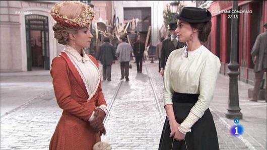 Teresa e Cayetana