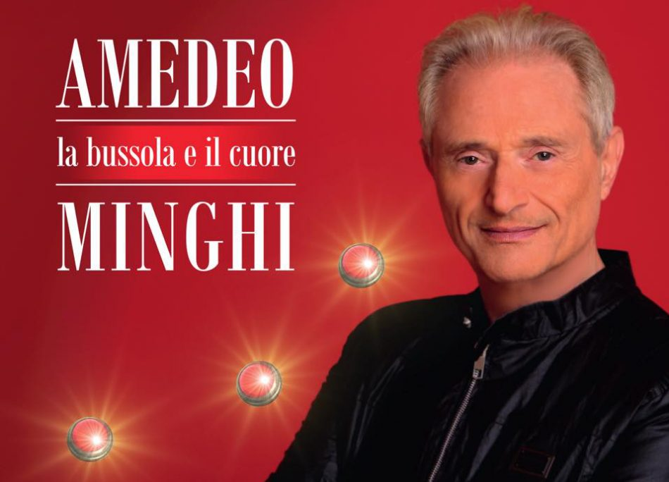 amedeo minghi Guida TV SuperGuidaTV