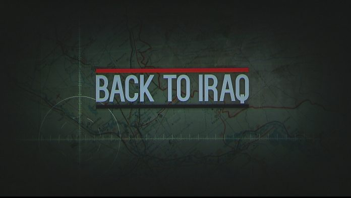 back to iraq