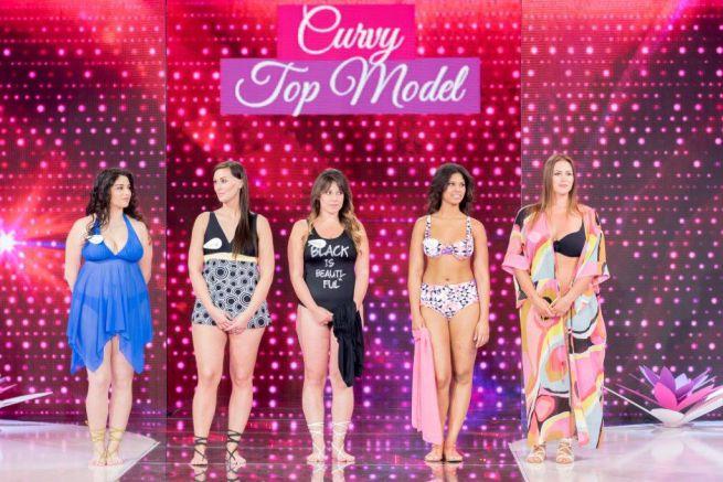 Curvy Top Model