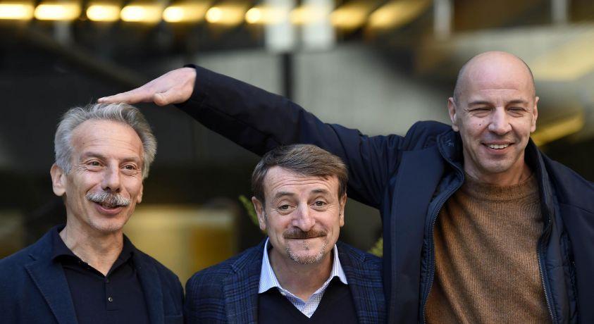 Aldo, Giovanni e Giacomo, aria di crisi: